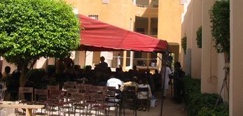 Le 8 mars 2007 a été posée la première pierre de l'orphelinat de Sogoniko par S.E.M.