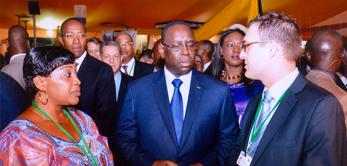 Le 4 décembre 2012, le Président sénégalais Macky Sall a visité le stand «Bamako 2030» lors du commet Africités à Dakar.