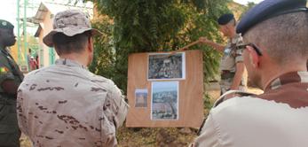 Le 25 janvier 2014, a été réceptionné le camp militaire de Koulikoro pour la mission EUTM.